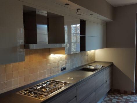 cucina laccato lucido